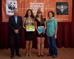 Zaključno srečanje projekta  ESFALP 2013/14  v Romuniji