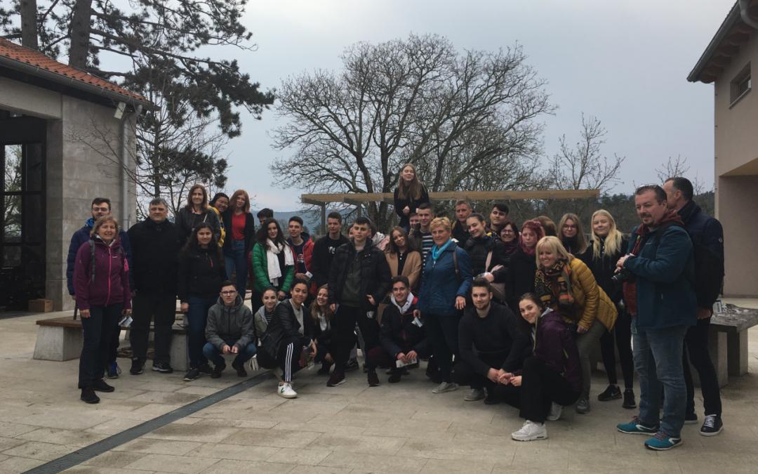 Projekt Erasmus+ je zaključil svoje dvoletno delo
