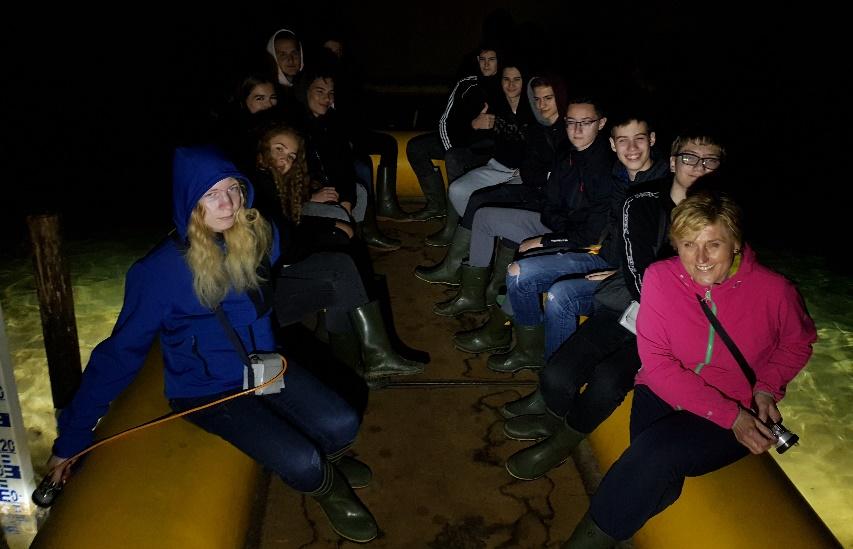 Izlet v Križno jamo