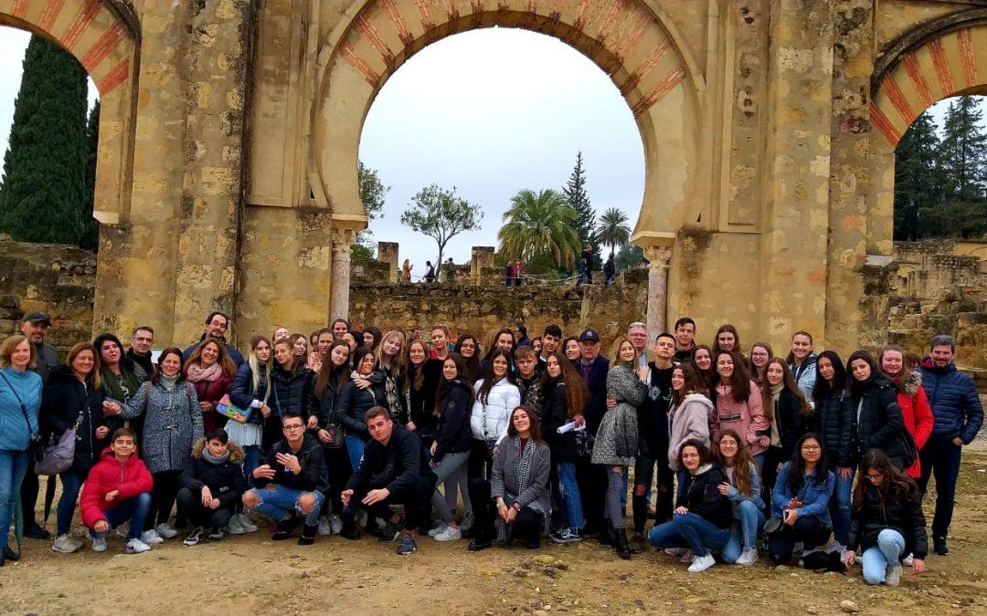 Mednarodna izmenjava s špansko šolo 2020