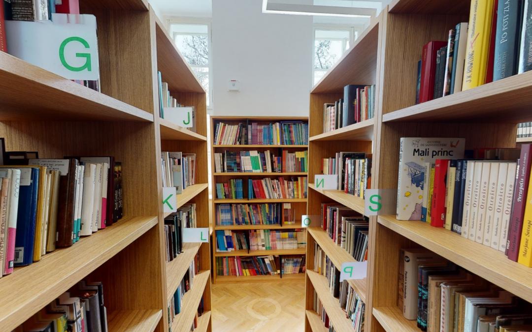 Novosti v šolski knjižnici – april 2021