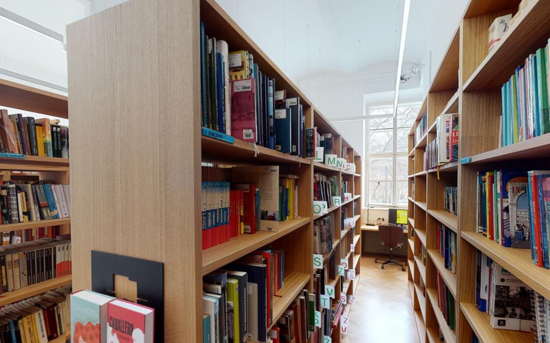 Novosti v šolski knjižnici – marec 2021