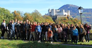 Medpredmetna strokovna ekskurzija v Salzburg, Haus der Natur, 19. 10. 2013