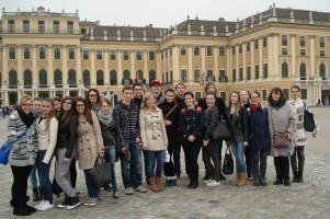 Izmenjava na Dunaju