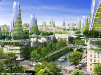 Vabilo na predavanje z naslovom Kaj lahko storimo za zeleno prihodnost?