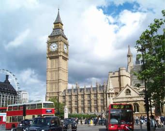 Gremo v London, Windsor in Stonehenge