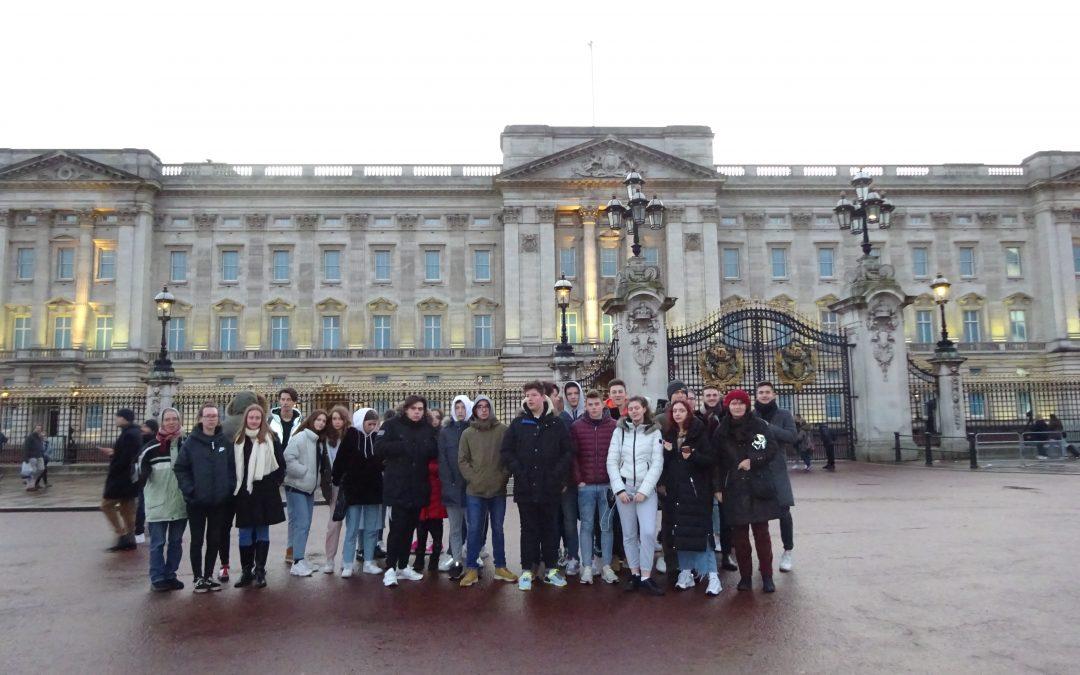 Naša ekskurzija v London in osrednjo Anglijo